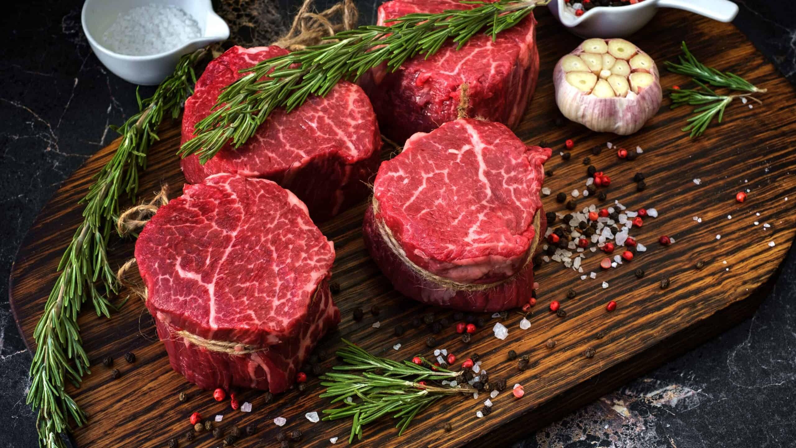 Beef Eye Fillet Steak