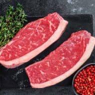 Beef Sirloin Steak Pack