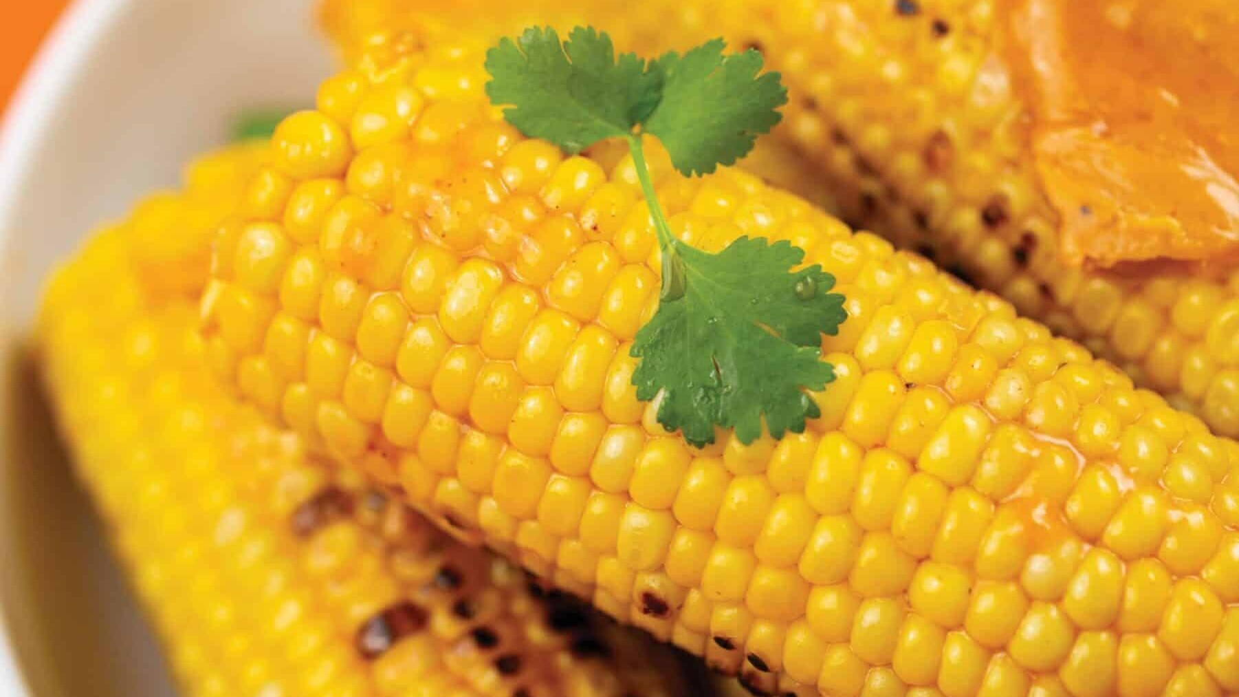 Chipotle Grilled Sweetcorn
