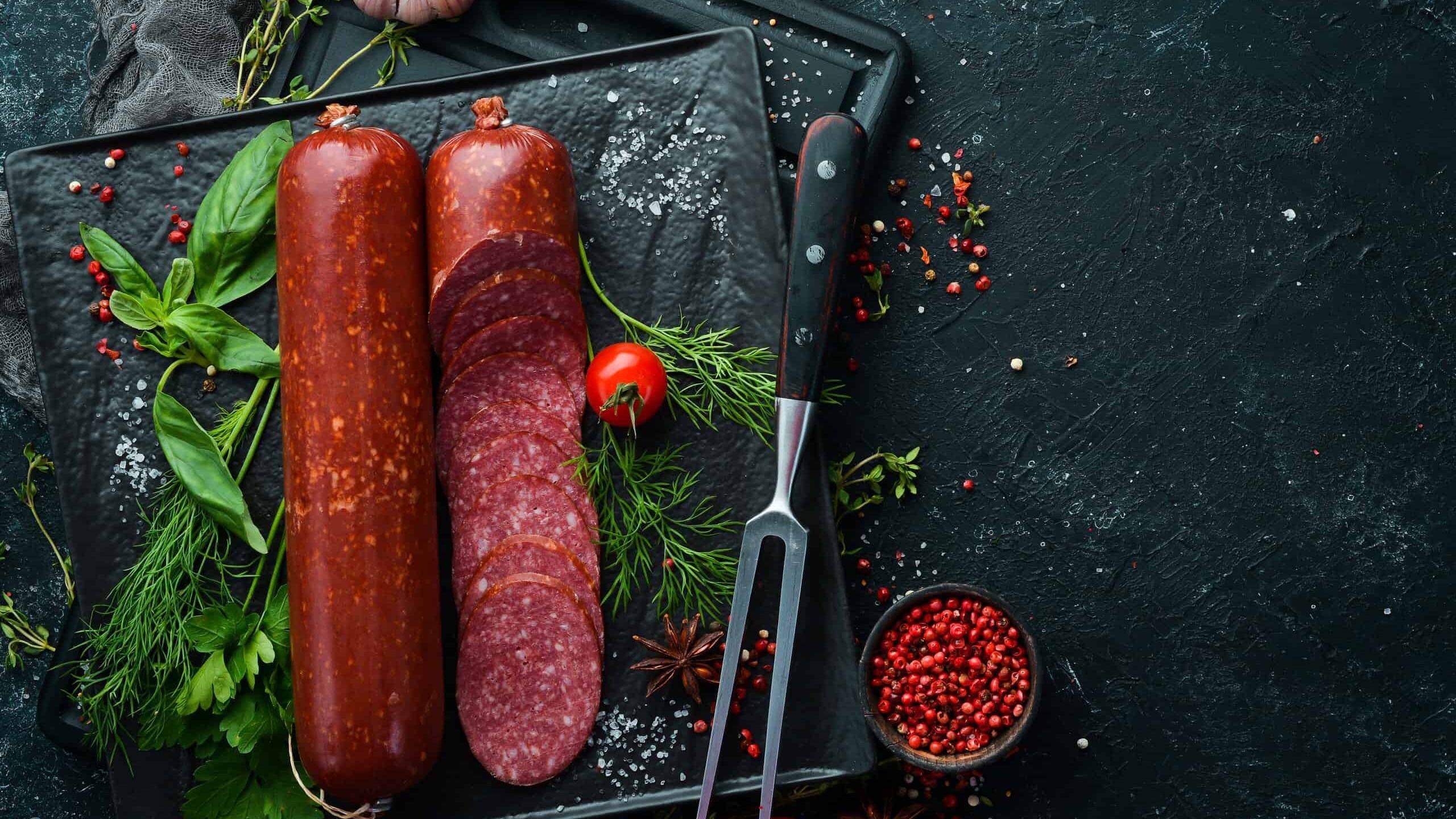 Eurodell Pepperoni Salami