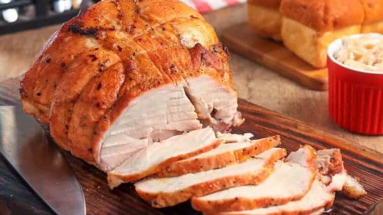 Foolproof Slow-roasted Pork Shoulder