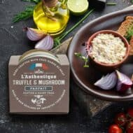 L'Authentique Truffle & Mushroom Parfait