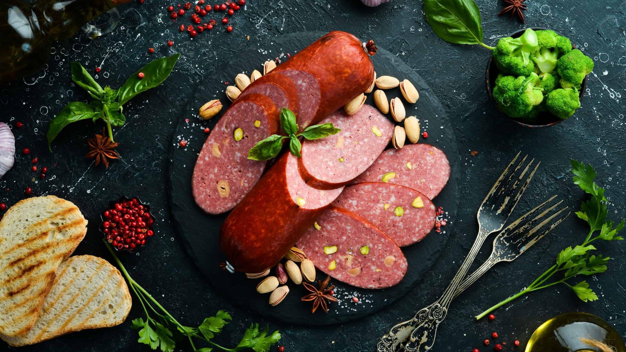 Pepperoni Salami