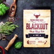 Rum & Que Blackout Meat Rub