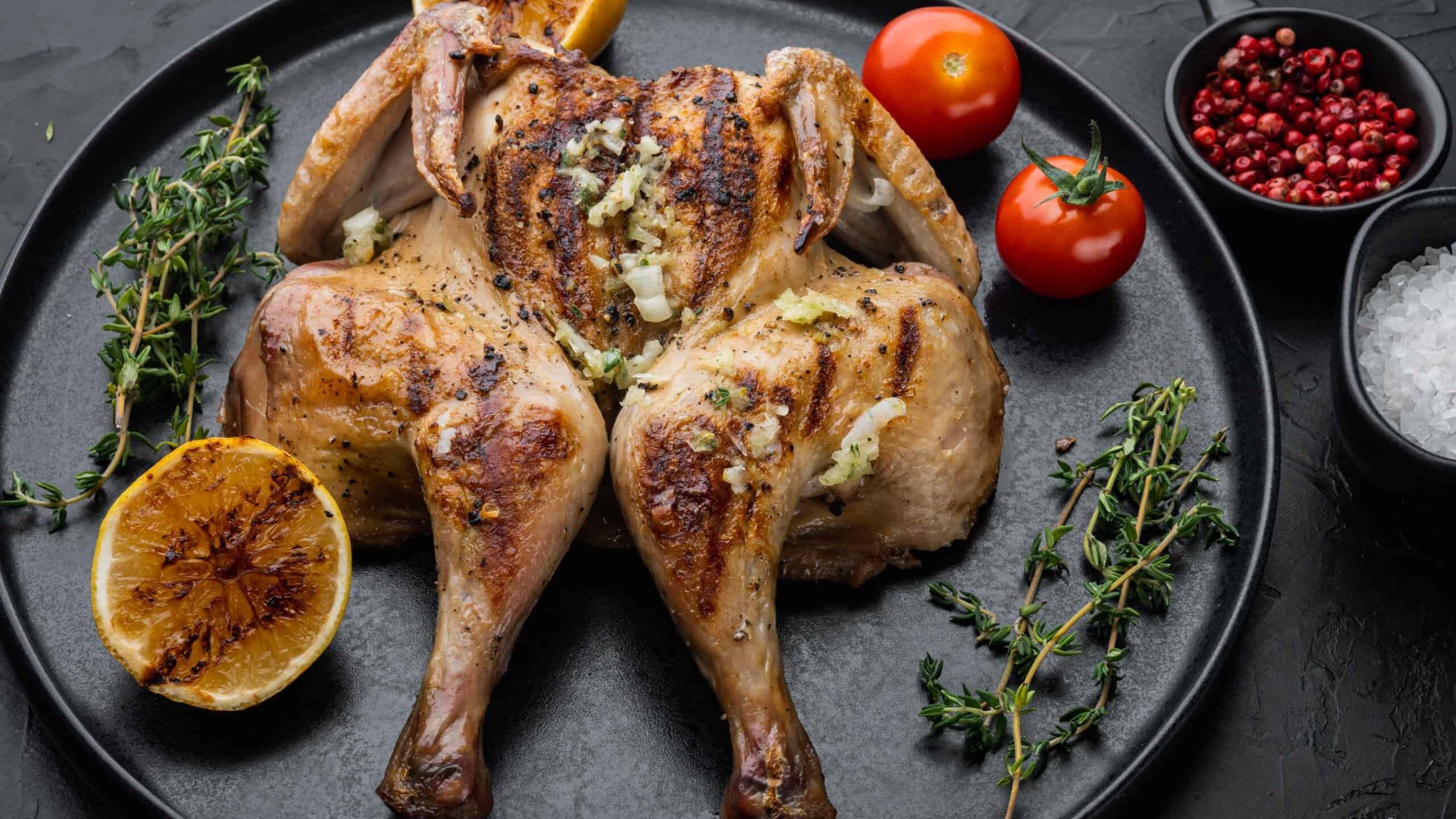 Split Chicken