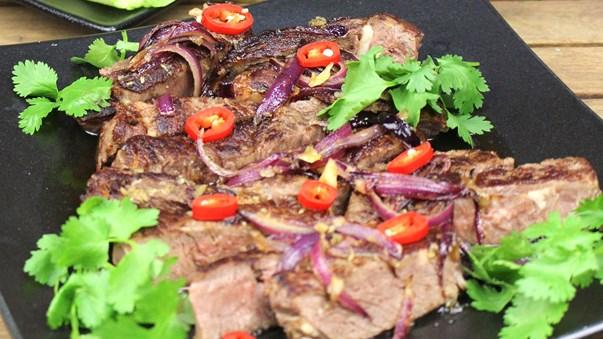 Vietnamese Caramelised Steak